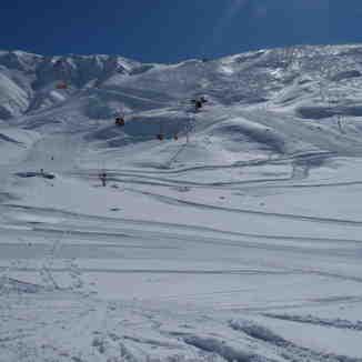 Shemshak ski area