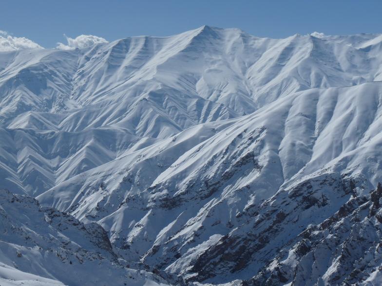 Mt. Tochal (3964m), Shemshak