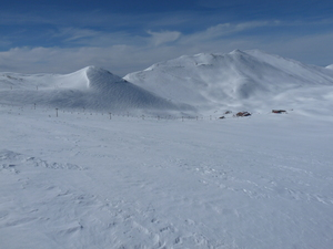 Tochal ski resort photo