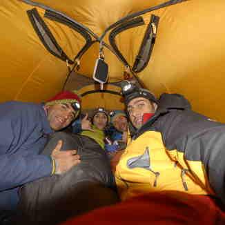 camping at kfardebian, Mzaar Ski Resort