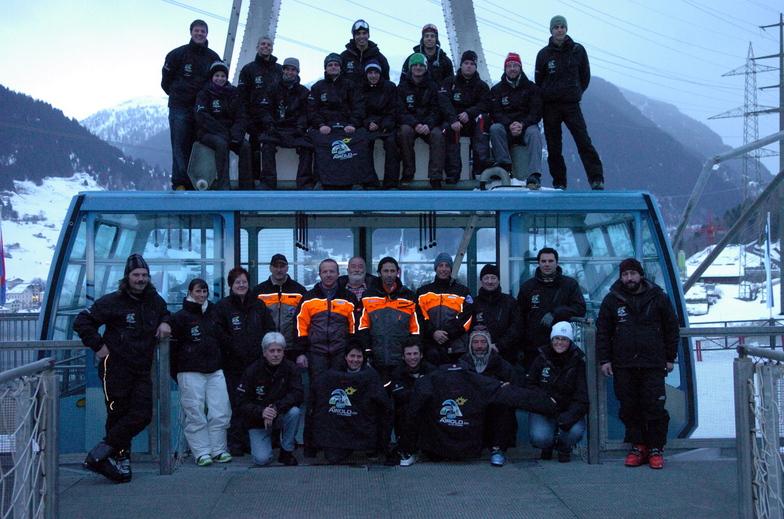 Staff  2010/2011, Airolo