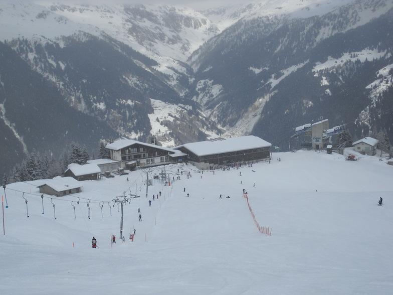 Airolo snow