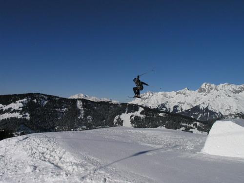 Hochkönig Ski Resort by: David Guntern-Shea
