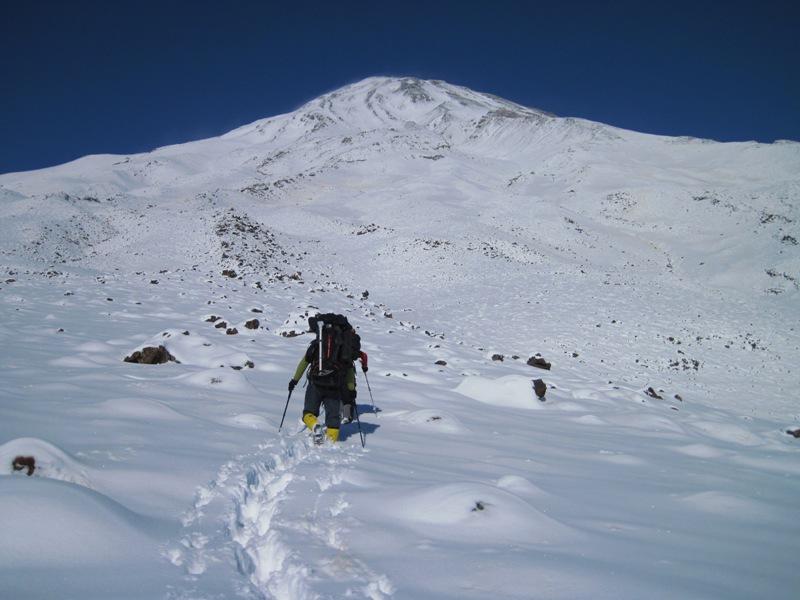 Mount Damavand-2011-1-13