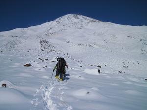 Mount Damavand-2011-1-13 photo
