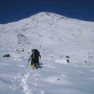 Mount Damavand-2011-1-13