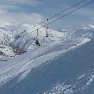 Darbandsar ski area