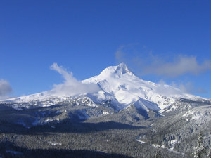 Mt Hood Meadows Ski Resort photo