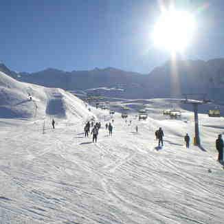 Hochgurgl at Wurmkogl 1 Base, Obergurgl