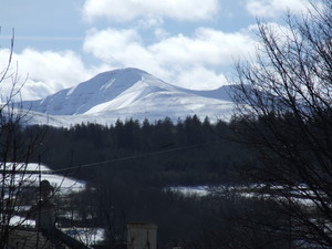 Pen-y-Fan from Brecon photo