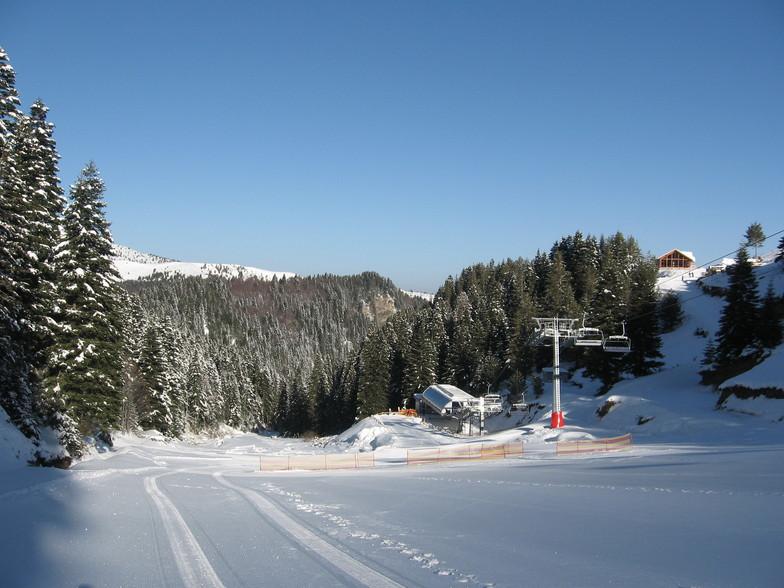 Kozuf snow