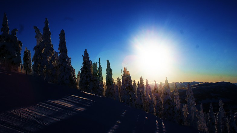 Awesome Sunrise, Mount Washington