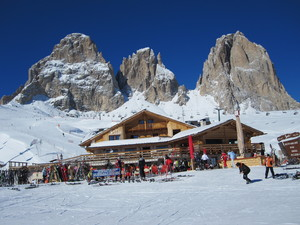 Around the Sellaronda., Val Gardena photo