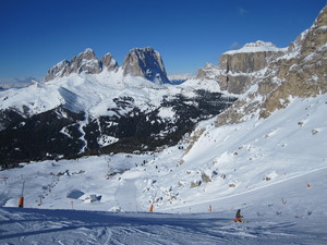 Sellaronda views, Val Gardena photo