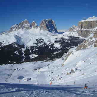 Sellaronda views, Val Gardena
