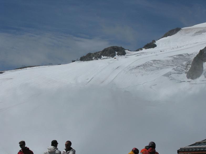 Grande Motte 25.07.2010, Tignes