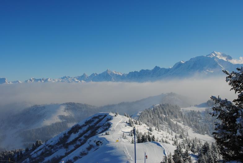 La Giettaz snow