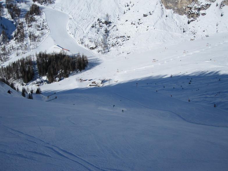 The Colfosco black, Corvara (Alta Badia)