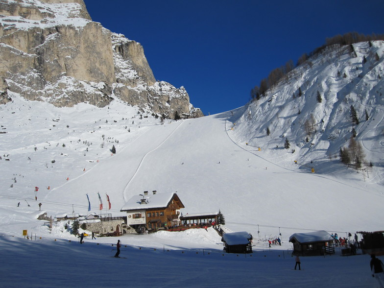 The Colfosco black, Corvara (Alta Badia)