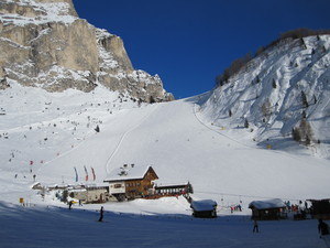 The Colfosco black, Corvara (Alta Badia) photo
