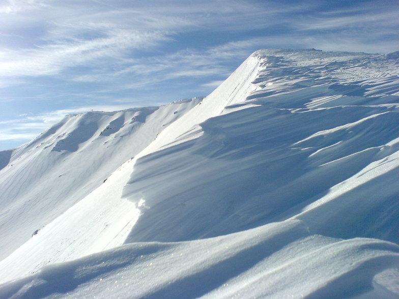 Road For The Top Of Vasiltsa Mountain (Greece), Vasilitsa