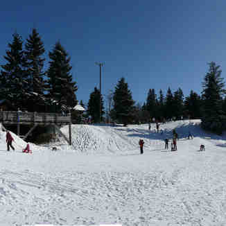 Kope - Ribnisko Pohorje, kids area, Kope Mountain