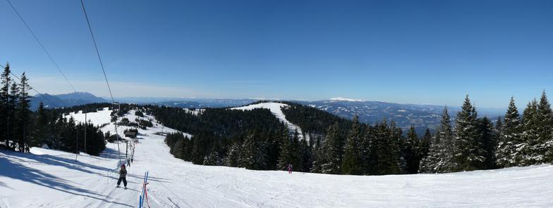 Kope Mountain snow