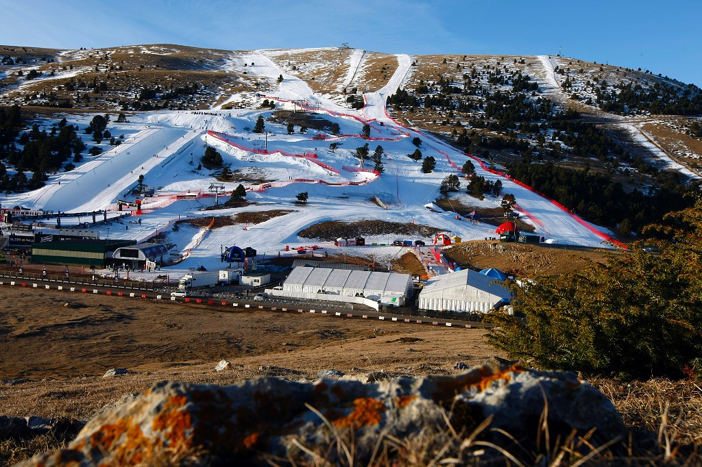 La Molina Ski Resort Photo
