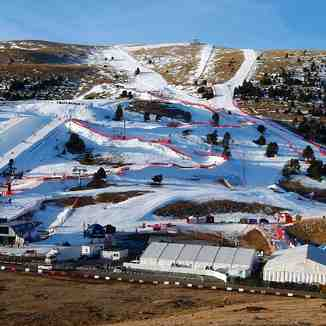 La Molina Ski Resort Photo
