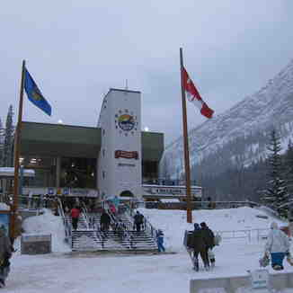 Entry to Sunshine Village