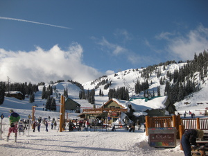 At Sunshine, Sunshine Village photo