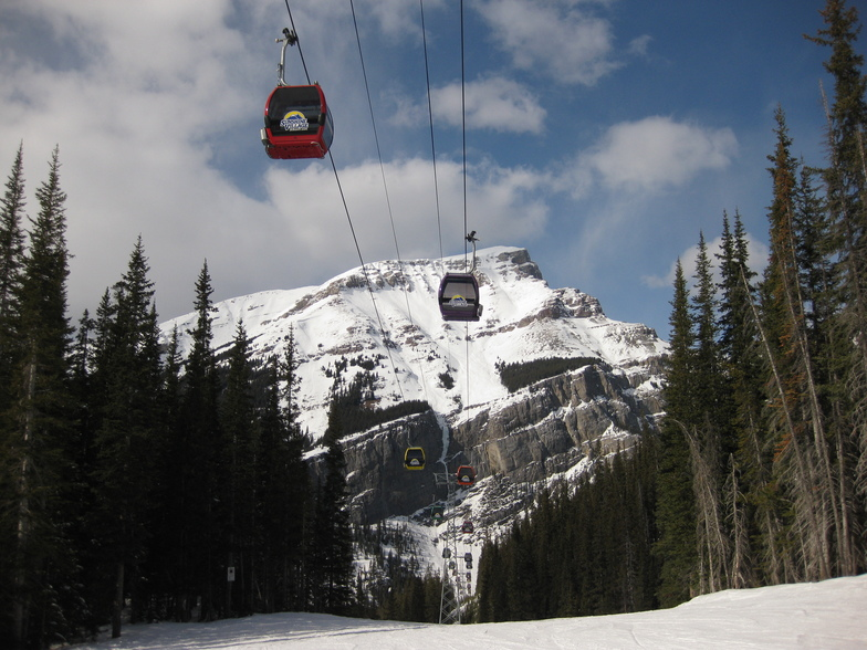 Banff Avenue, Sunshine., Sunshine Village