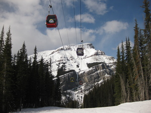 Banff Avenue, Sunshine., Sunshine Village photo