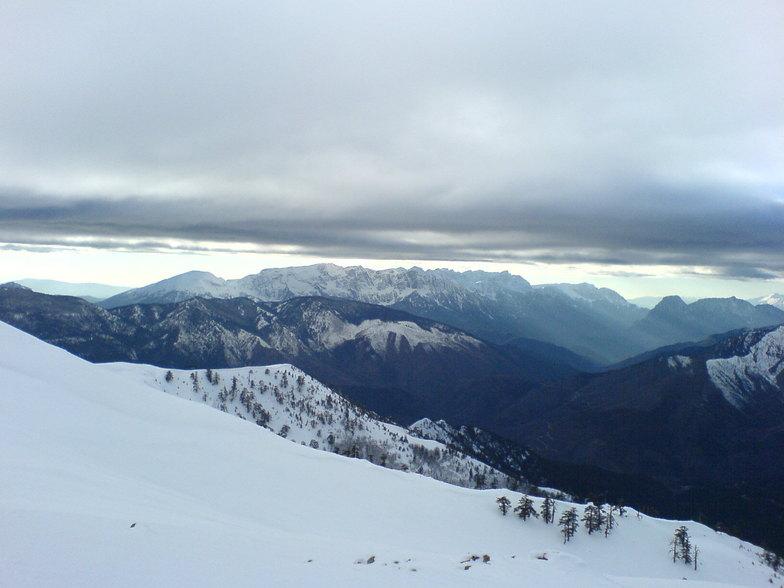 Smolikas Mountain in Greece No2, Vasilitsa