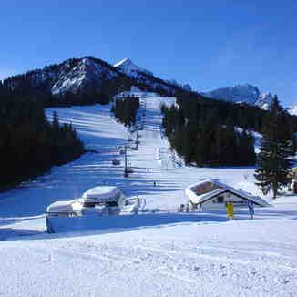 nice day, Garmisch-Partenkirchen-Zugspitze