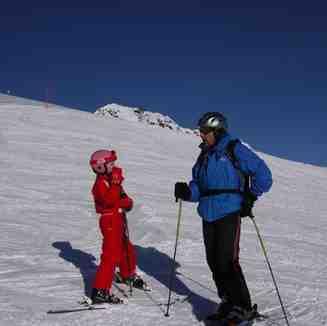 Tony and Meg, Davos