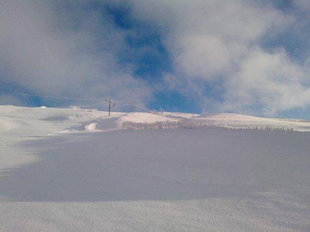 Yad Moss snow
