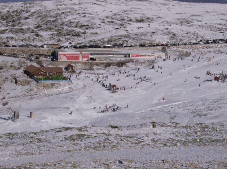 Estância de Esqui Vodafone (Vodafone Ski Resort) - Serra da Estrela - Portugal