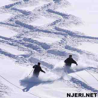 Brezovica powder snow skiing