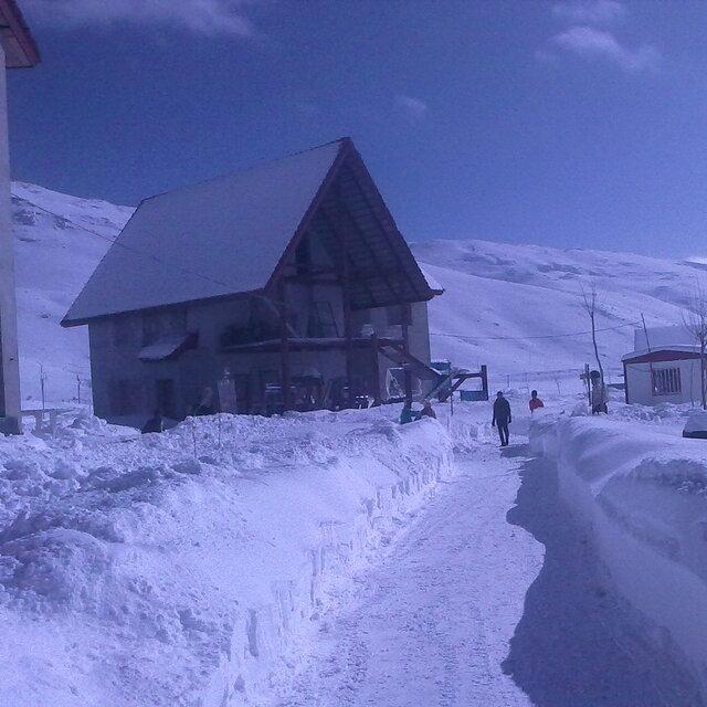a house in pooladkaf, Pooladkaf Ski Resort