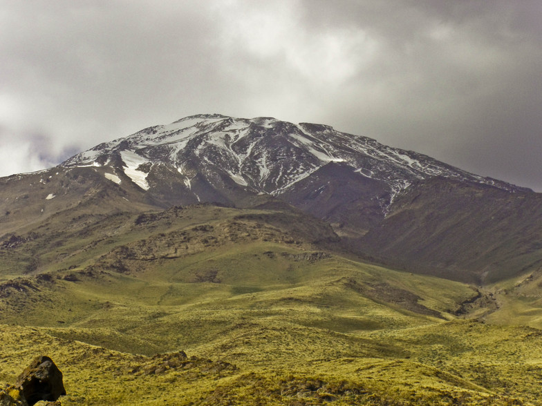 Damavand Volcano, Mount Damavand