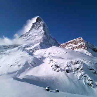Deep Joy !, Zermatt