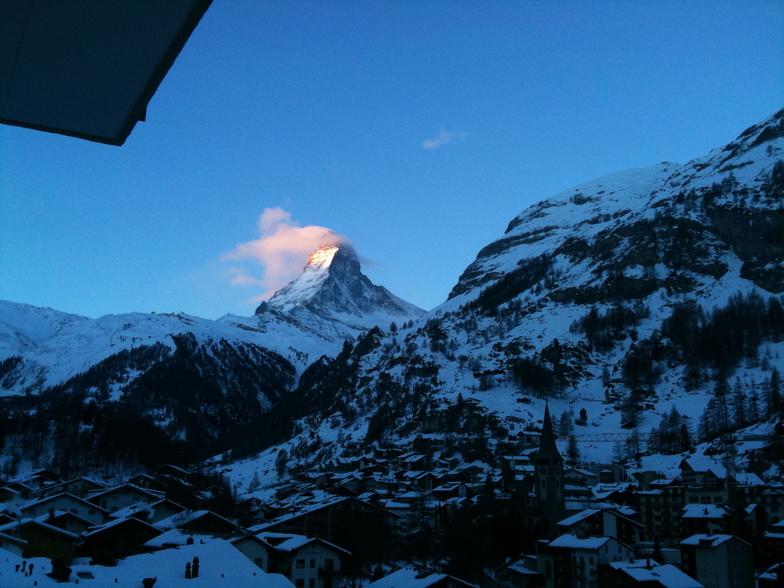 What a wonderful world !, Zermatt
