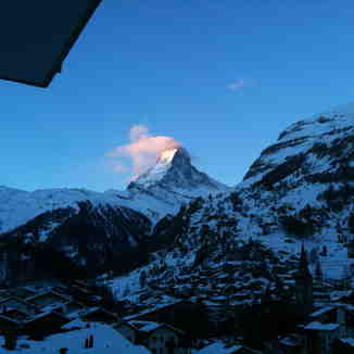 What a wonderful world !, Zermatt