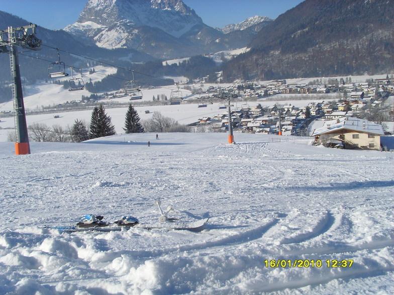 Kirchdorf snow