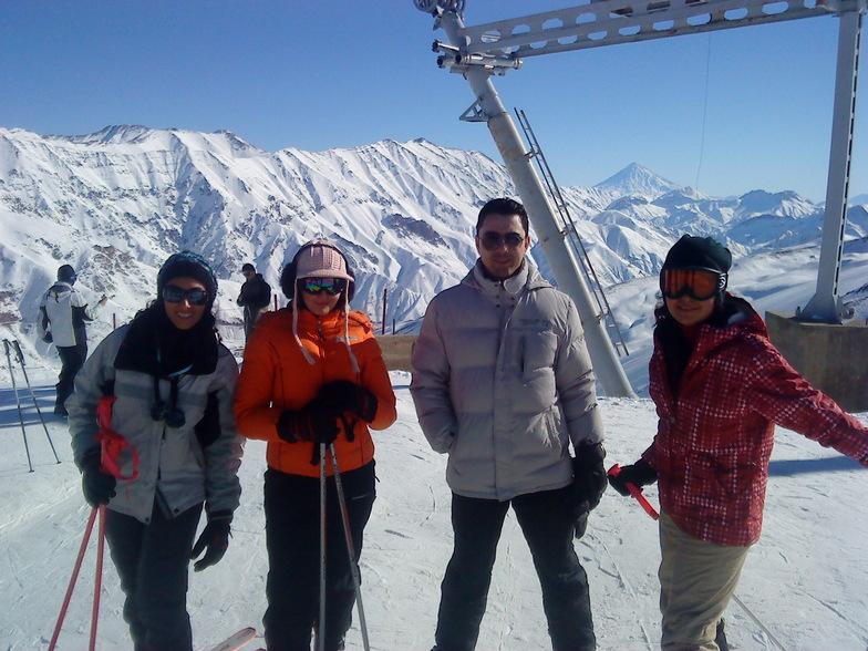 Dizin peak
