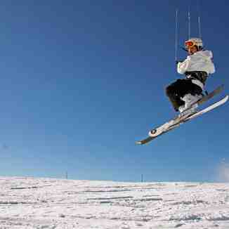 snow kite greece seli