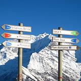 Mont Blanc, Saint Gervais