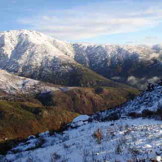 Montes Herminios, Serra da Estrela