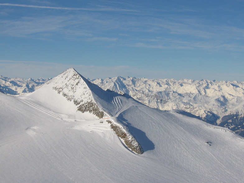 Hintertux snow